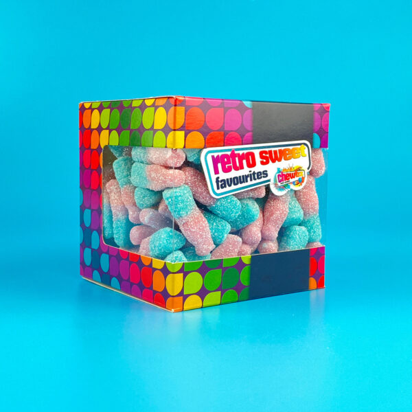 Bubblegum Bottles – Gift Cube