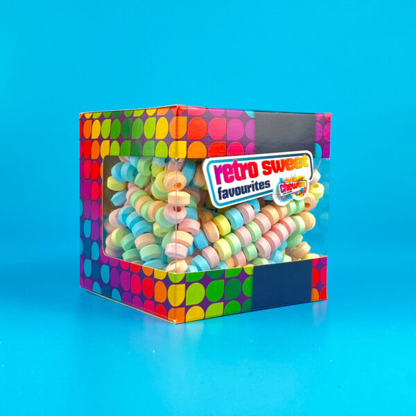 Candy Necklaces – Gift Cube