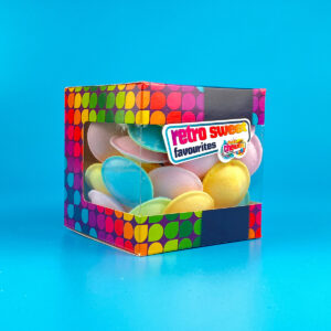 Flying Saucers – Gift Cube