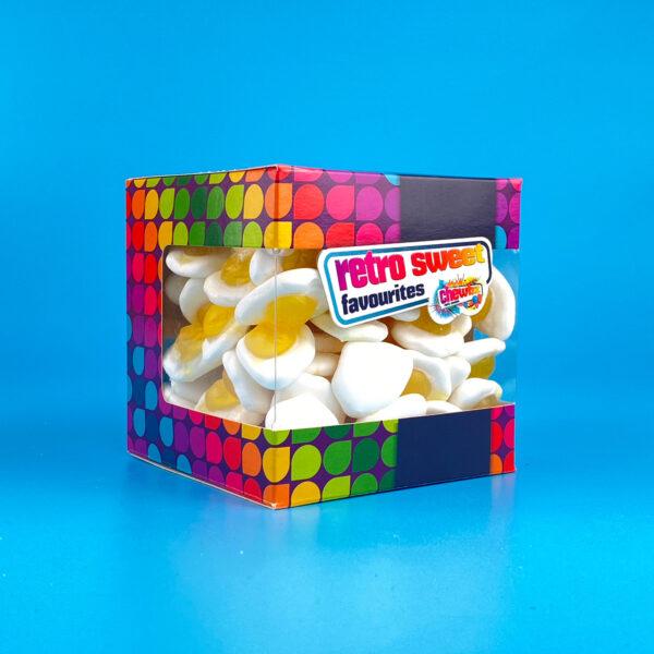 Fried Eggs – Gift Cube