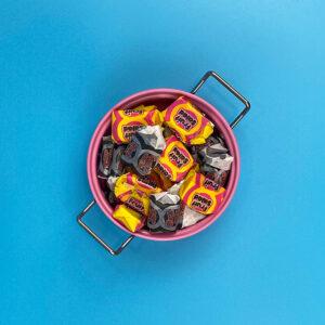 Fruit Salads & Black Jacks – 190g Bag