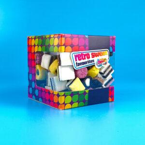 Liquorice Allsorts – Gift Cube