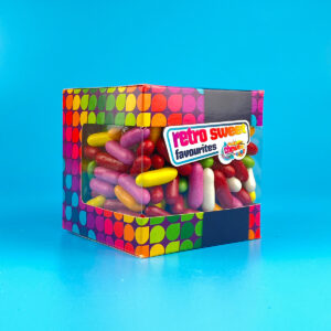 Liquorice Comfits – Gift Cube