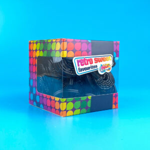 Liquorice Wheels – Gift Cube