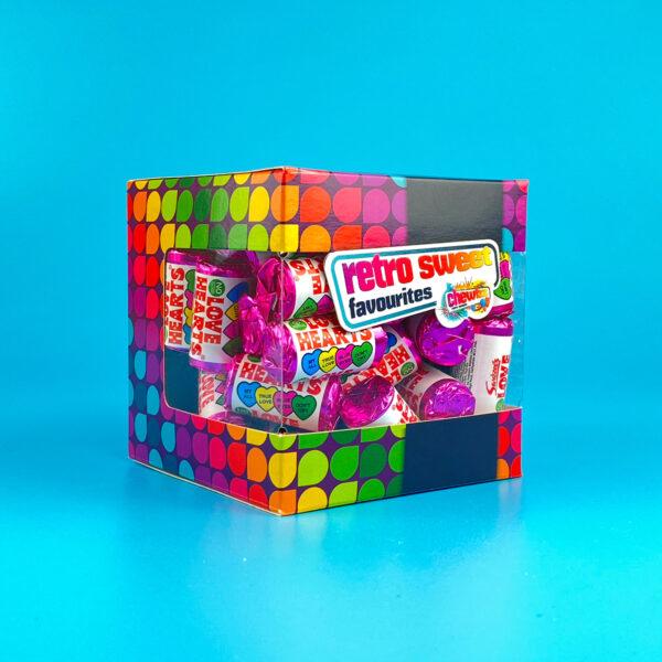 Love Hearts – Gift Cube