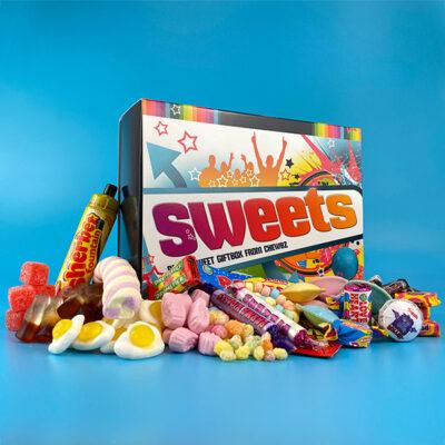 Retro Sweets Gift Box