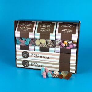 Sweet Shop Variety Gift Box