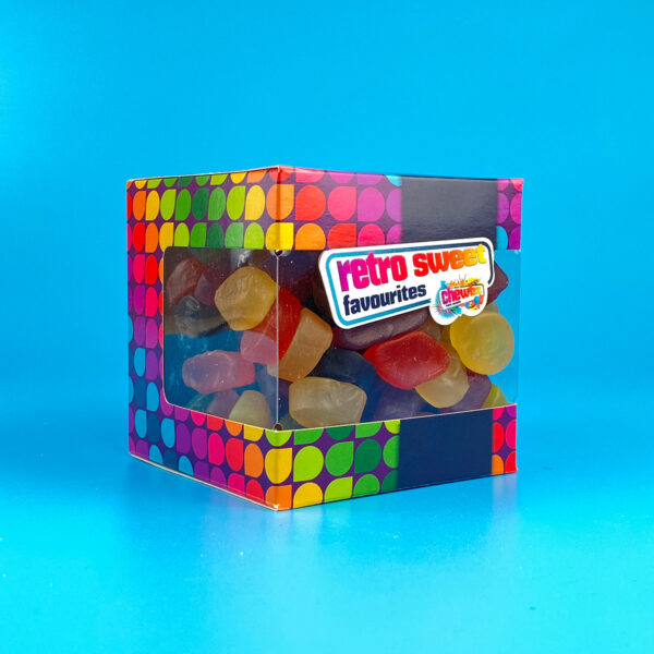 Wine Gums – Gift Cube